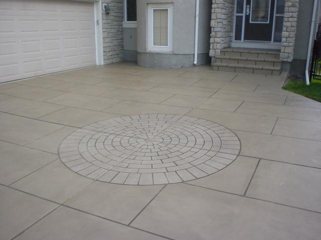 Concrete Patio Finishes Hardscapes Inc