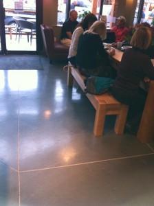 Pizza Place Floor Update