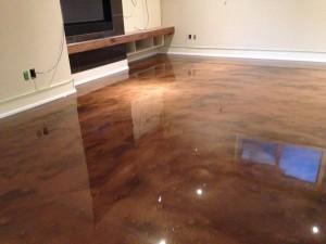 Reflector Floor