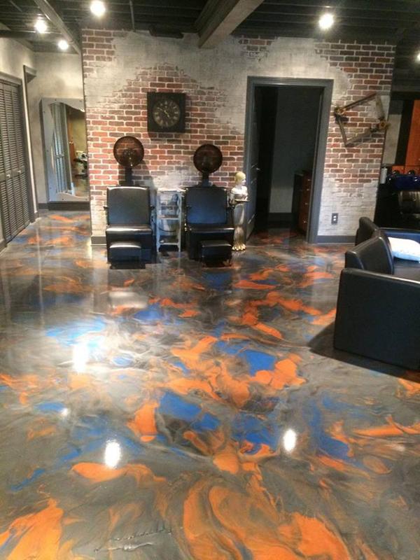 Elite Crete Systems Reflector Floor