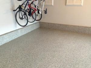 garage floor re-surface