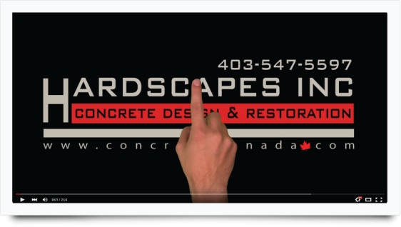 Hardscapes Industrial Floor Repair