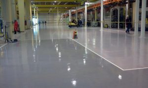 Hardscapes Inc. Industrial Floor