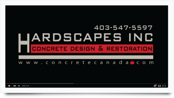 New Garage Floor Hardscapes Inc.