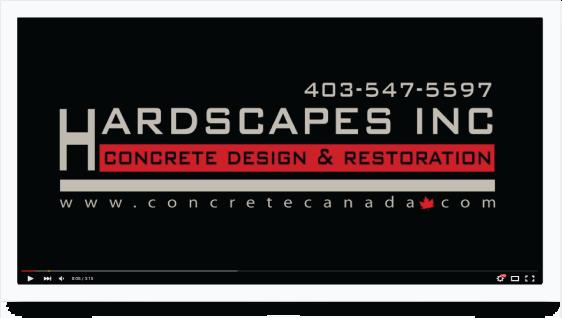New Garage Floor Hardscapes Inc.