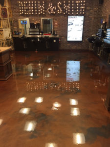 Hardscapes Inc Concrete Floor