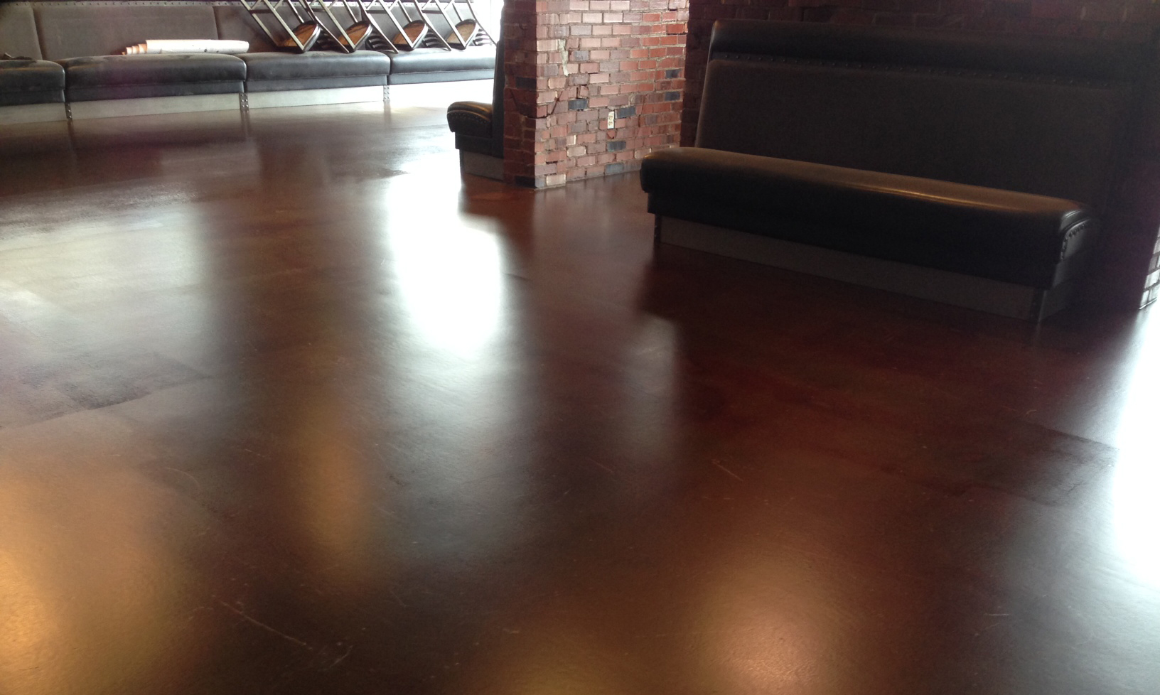 floor aesthetic benefits concrete residential decorative paint garage types basement floors custom epoxy