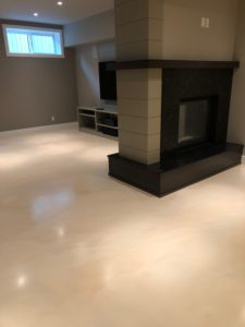 Hardscapes Inc. Residential Floor Project
