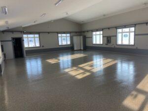 Hardscapes Inc. Garage Floor